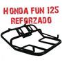 Soporte Baul Honda Fan 125 Reforzado Z/oeste Top Racing