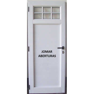 Picaporte para puerta de aluminio linea modena jo mar aberturas - Picaporte puerta aluminio ...
