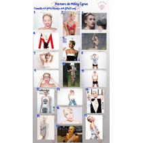 Posters A3 De Miley Cyrus