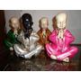 Budas De Yeso Pintados A Mano Souvenirs