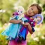 Muñecas Tela Peluche Frozen Disney Store Ana Elsa Congelados