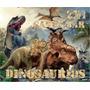 Kit Imprimible Dinosaurios Golosinas Cotillon Candy Bar 2x1