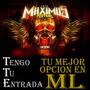 Entradas Maximus Lounge - Rammstein 10/9 Ciudad Del Rock