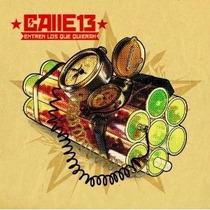 Calle 13: Entren Los Que Quieran - Cd
