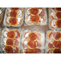 24 Pizzetas Con Salsa Y/o Cebolla+6 De Regalo
