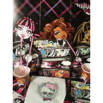 Monster High 20 Chicos Con Centro De Torta Y Regalos