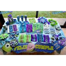 Golosinas Personalizadas Monsters University Candy Bar X150