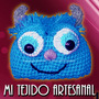 Sullivan - Monster Inc. Gorros Tejidos Al Crochet