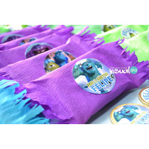 Golosinas Personalizadas Monsters University Candy Bar