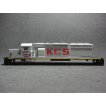 Llm-681 K.c.s Carroc Locomotora Sd-40-t 2 Athearn Ho-