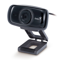 Webcam Camara Genius Facecam 321 Con Microfono Pc Notebook