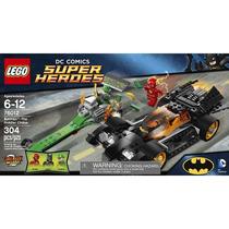 Lego Super Heroes Batman The Riddler Chase 76012