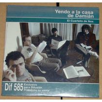 El Cuarteto De Nos Yendo A La Casa De Damian Cd Pro Sellado