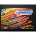 Cables Ferrazzi Competición 9mm Chevrolet Corsa 1.4 Y 1.6 8v