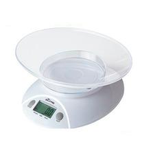 Balanza De Cocina Silfab.super Compact.mide Peso, Leche Agua