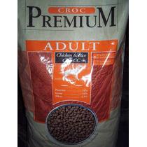 Royal Canin Premium Croc X 20 Kg Oferta!!!