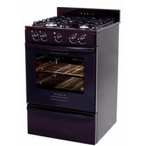 Cocina Orbis A Gas 55cm Marron Horno Autolimpiante Nueva!