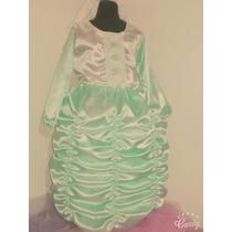 Vestido Dama Antigua