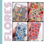 Flores Plantas Iphone 5s,5,4s,4 Ipod 5t,4t Ipad Funda Iback
