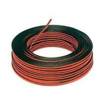 Cable Bafle 2 X 1,00 Rollo X 100 Mts