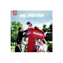 One Direction - Take Me Home - Disco Compacto
