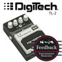 Digitech Tl-2 Hardwire - Pedal P/ Guitarra Metal Distortion