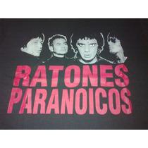 Remera Ratones Paranoicos