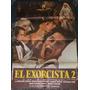 El Exorcista 2- Afiche Cine Original - Coleccion