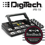 Digitech Ipb-10 - Pedalera P/ Guit Con Soporte De Ipad