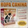 Kit Imprimible Ropa Para Perros Moldes Con Todas Las Medidas