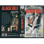 Black Belt Don The Dragon Wilson Artes Marciales Vhs