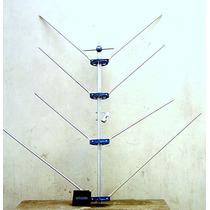 Antena Aerea Para Tv Analogica Canales De Aire