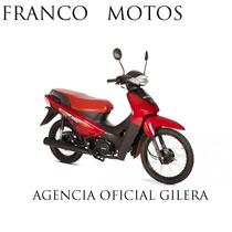 Kit Plasticos Gilera Smash 110 Orig Franco Motos En Moreno