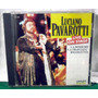 Cd Luciano Pavarotti Live On Stage - Laser Light Digital