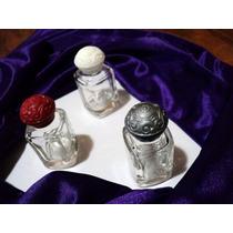 Envase Frasco De Vidrio, Perfume Fino, Souvenirs X 30