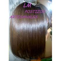 Postizo Para Alopecias Falta De Cabello,cortinas Extensiones