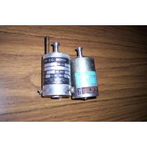 Dc Motor Cc 6 A 9 Volts 4.8 Amp. Robotica,control Ind, Servo