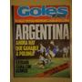 Revista Goles 1535-argentina:ahora Hay Que Ganarle A Polonia