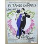 Tango - Partituras - Afiches Discográficos -