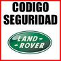 Codigo Seguridad Eka Code Control Inmovilizador Land Rover