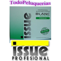 Polvo Decolorante Issue Blanc Nature Premium Por 700 Grs.