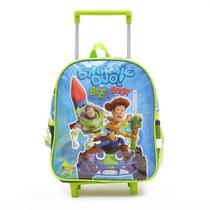 Mochila De Carrito Toy Story Con Licencia Original 11