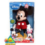 Peluche Mickey/minnie Luminoso De Tv! Original Ditoys Jiujim