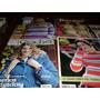 Lote X 5 Revistas Tejidos Al Crochet