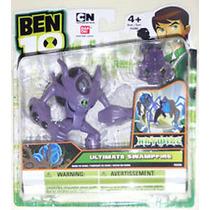 Ben 10 Muñeco Articulado Con Minifigura Ultimate Swampfire