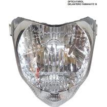 Farol Optica Delantera Yamaha Fz 16!unicamente En Fas Motos