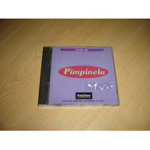 Pimpinela Cd Single Cd Promo Pop Latino Melodico Sofia Galan