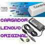Cargador Fuente Notebook Lenovo Ibm Original 20v Thinkpad !!