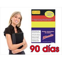 Curso Completo De Idioma Aleman Aprendalo En 90 Dias