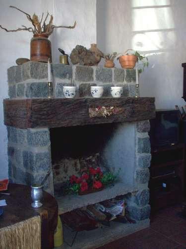 Vigas de madera quebracho hogares escalones - Dinteles de madera ...